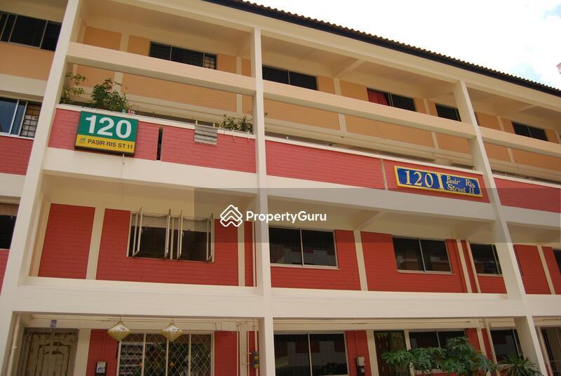 120 Pasir Ris Street 11 #0