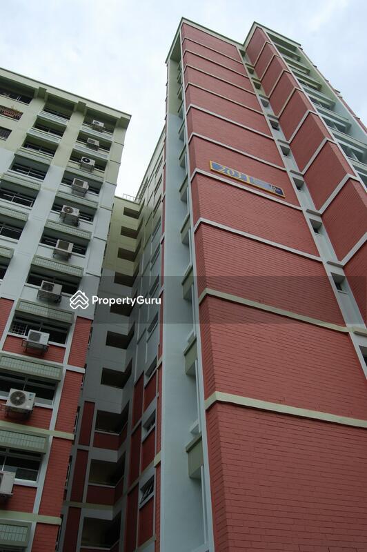 203 Pasir Ris Street 21 #0