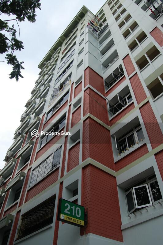 210 Pasir Ris Street 21 #0