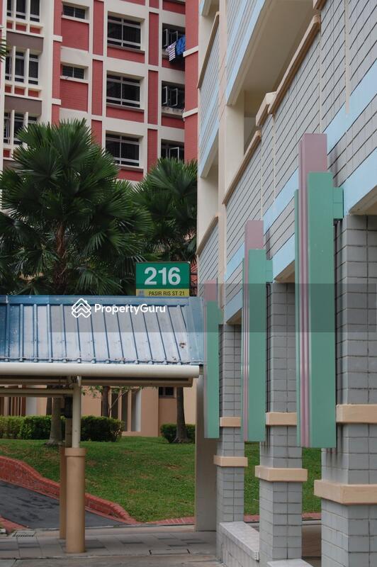 216 Pasir Ris Street 21 #0