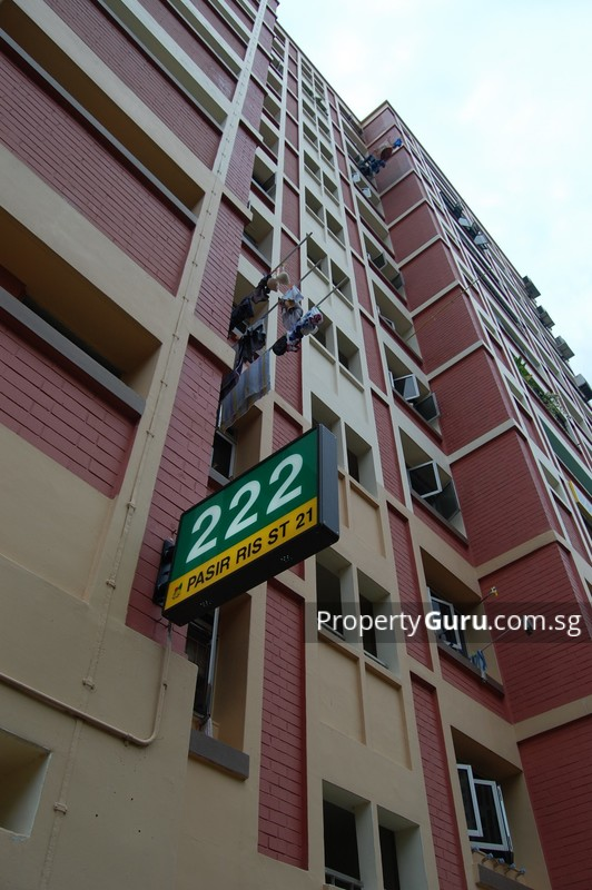 222 Pasir Ris Street 21 #0