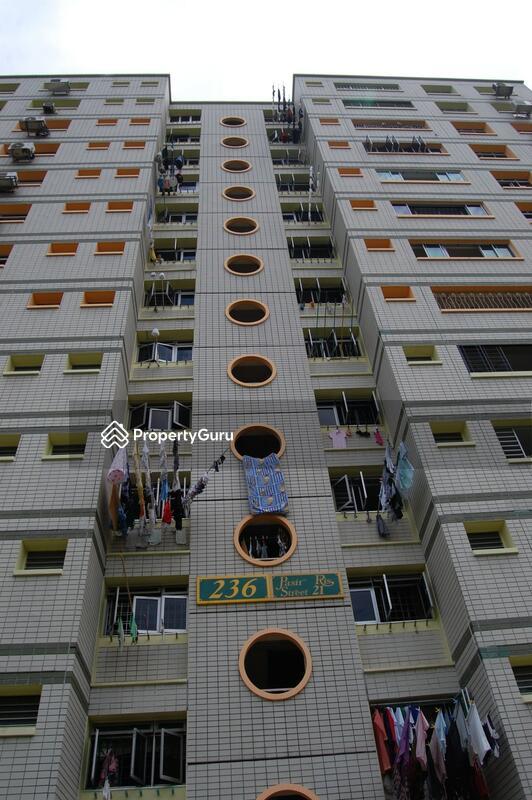 236 Pasir Ris Street 21 #0
