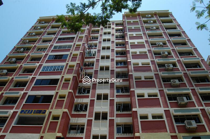 243 Pasir Ris Street 21 #0