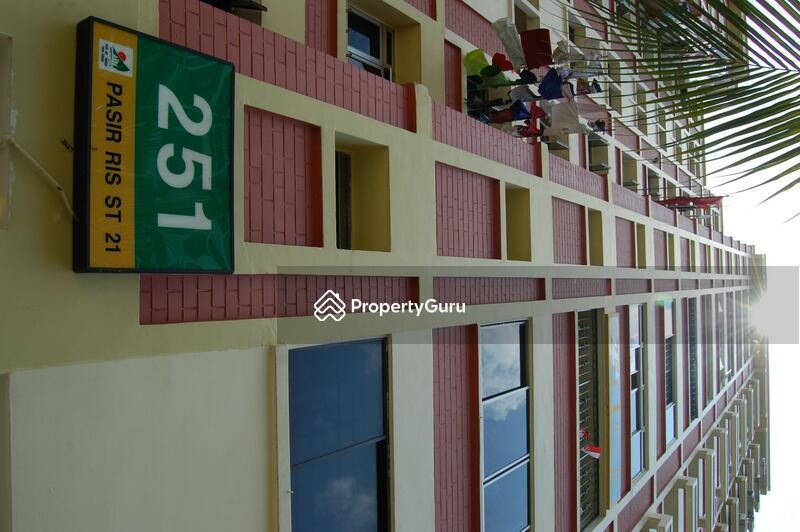 251 Pasir Ris Street 21 #0