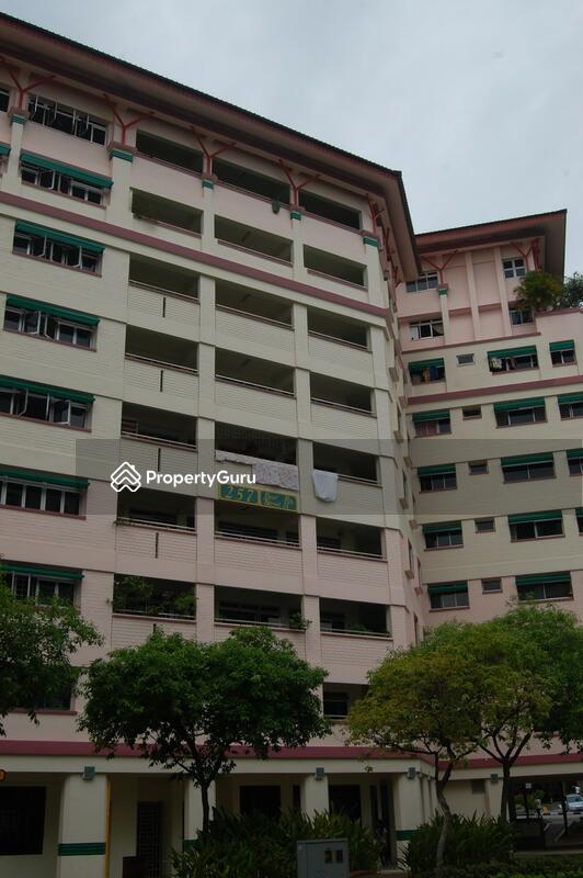 257 Pasir Ris Street 21 #0
