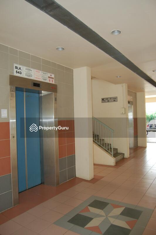 543 Pasir Ris Street 51 #0