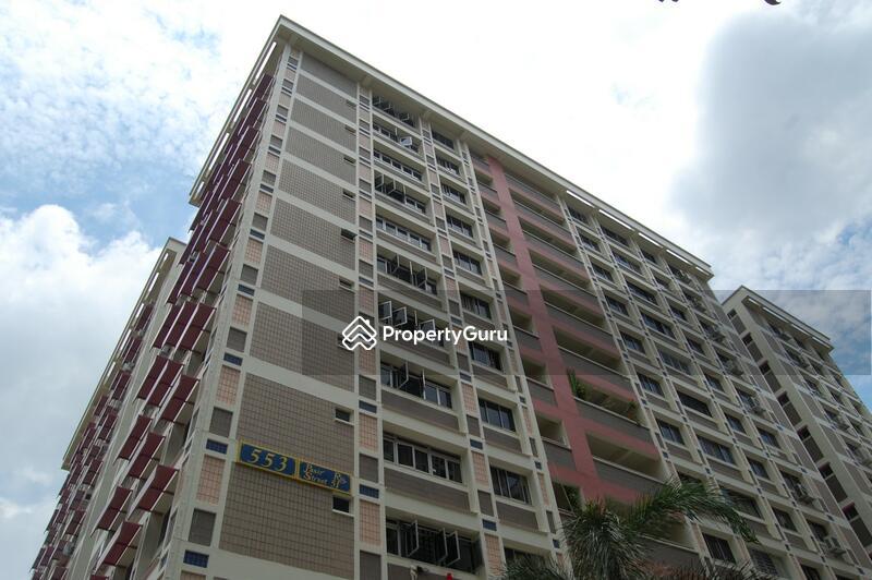 553 Pasir Ris Street 51 #0