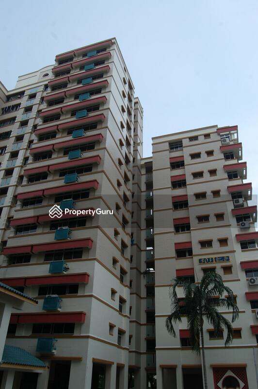 503 Pasir Ris Street 52 #0