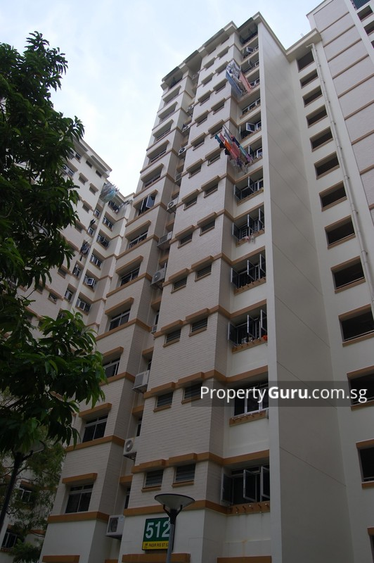512 Pasir Ris Street 52 #0