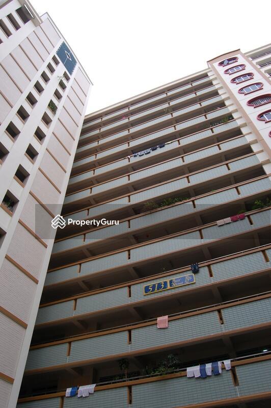 513 Pasir Ris Street 52 #0