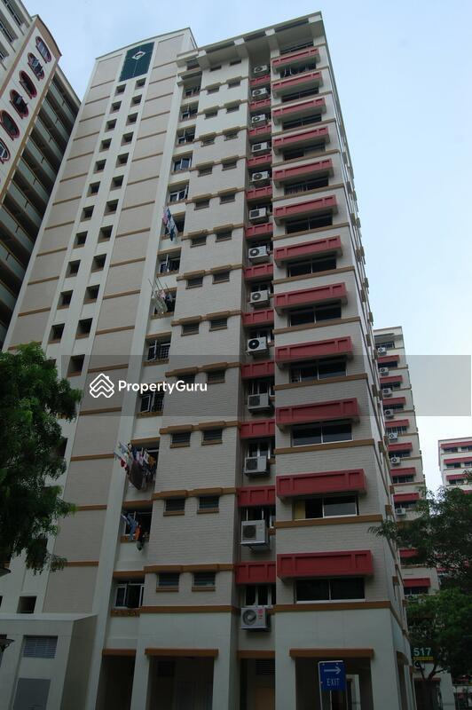 517 Pasir Ris Street 52 #0