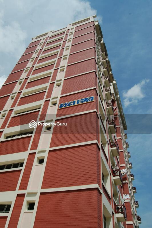 578 Pasir Ris Street 53 #0
