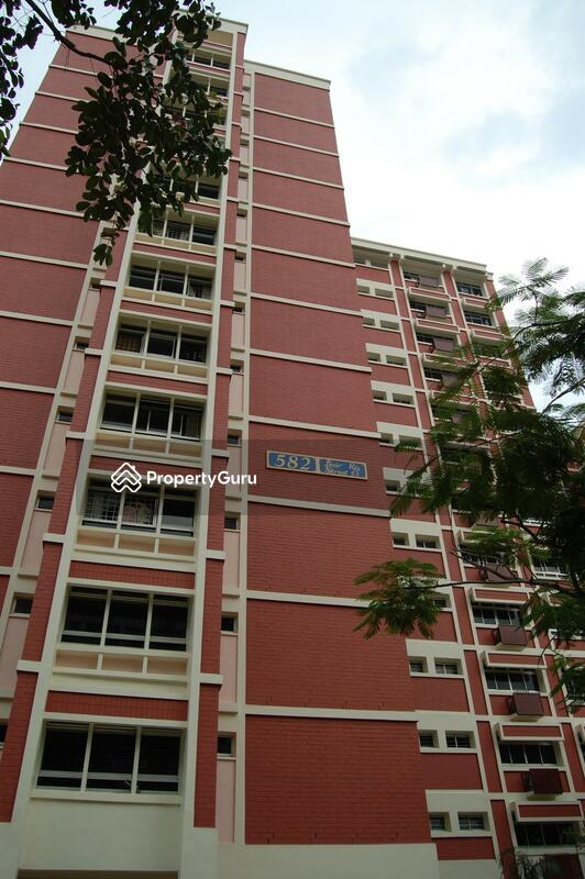 582 Pasir Ris Street 53 #0