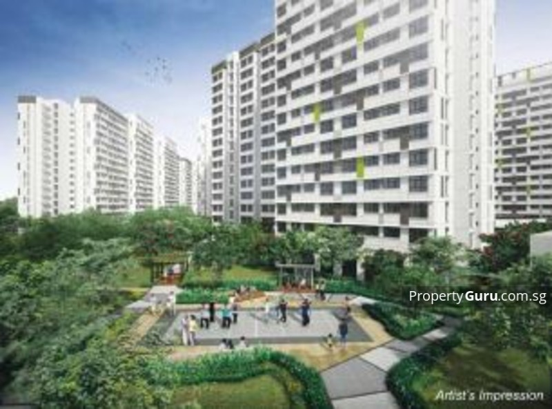 608A Tampines North Drive 1 #0