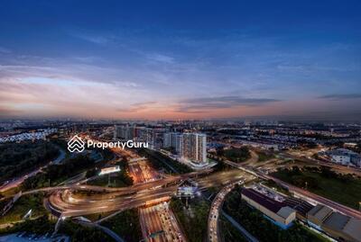 - Aurora @ Subang Jaya City Centre (SJCC)