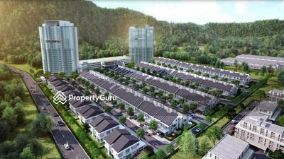 - Meru Heights Residences @ Scientex Meru