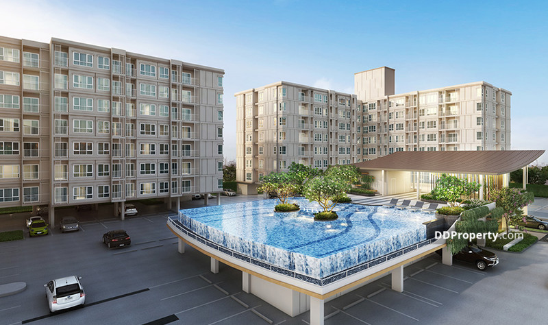 Supalai City Resort Charan : 91 ศุภาลัย ซิตี้ รีสอร์ท จรัญฯ 91  #0