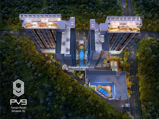 PV9 Residences @ Taman Melati #117206293