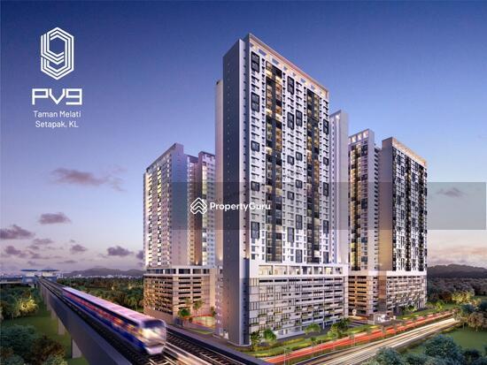 PV9 Residences @ Taman Melati #117206299