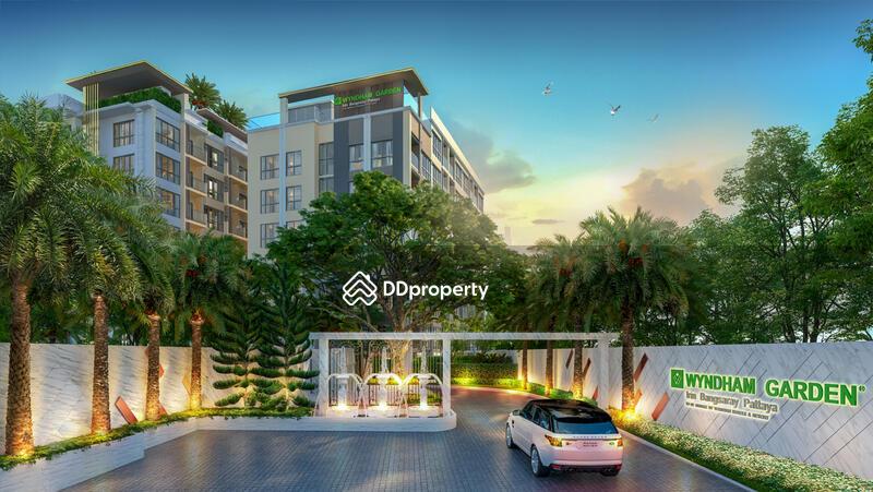 Wyndham Garden Irin Bangsaray Pattaya : วินด์แฮม การ์เด้น ไอริณ บางเสร่ พัทยา  #0