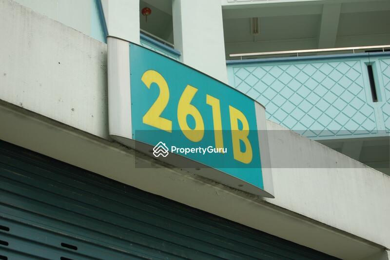 261B Sengkang East Way #0