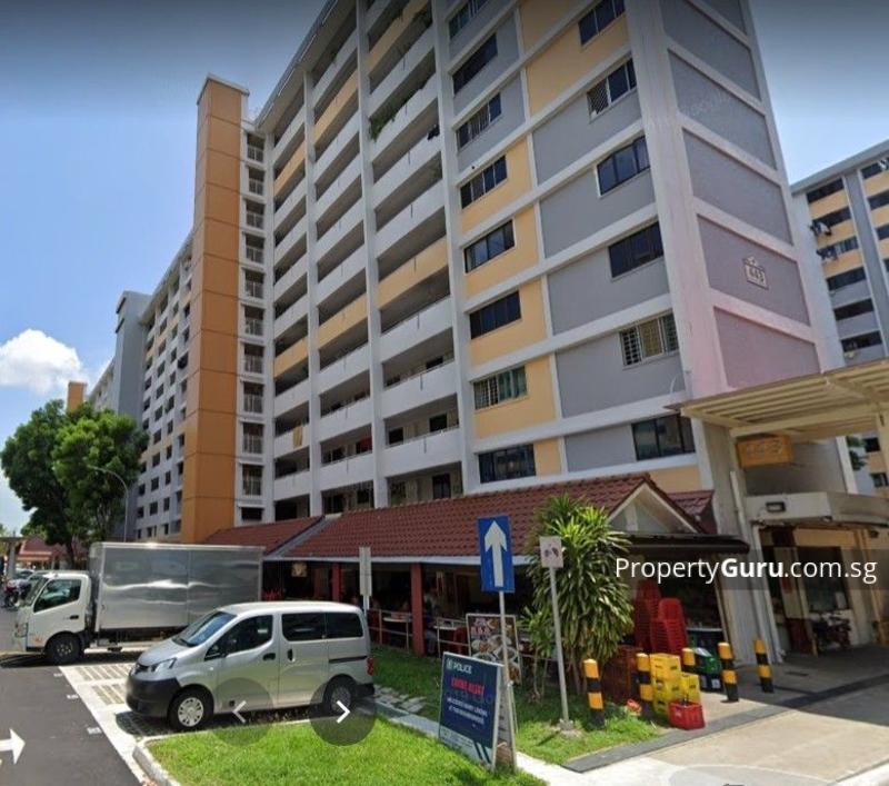 443 Ang Mo Kio Avenue 10 #0