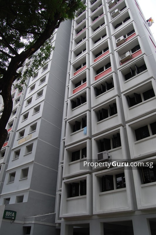 891A Tampines Avenue 8 #0