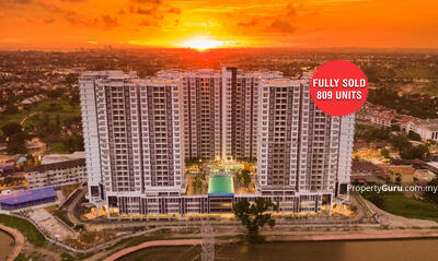 - Parkland Residence @ Sungai Melaka