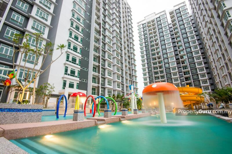 Parkland Residence @ Sungai Melaka #0