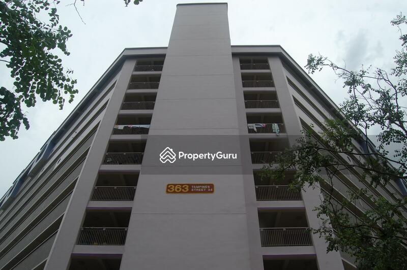 363 Tampines Street 34 #0