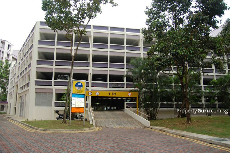 366A Tampines Street 34 #0