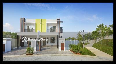 - Serimba Terrace @ Bandar Bukit Mahkota