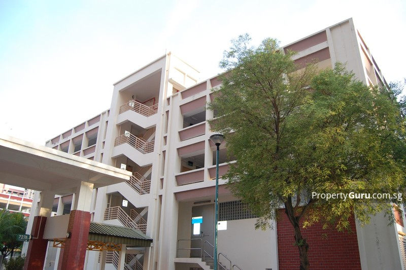 727A Tampines Street 71 #0