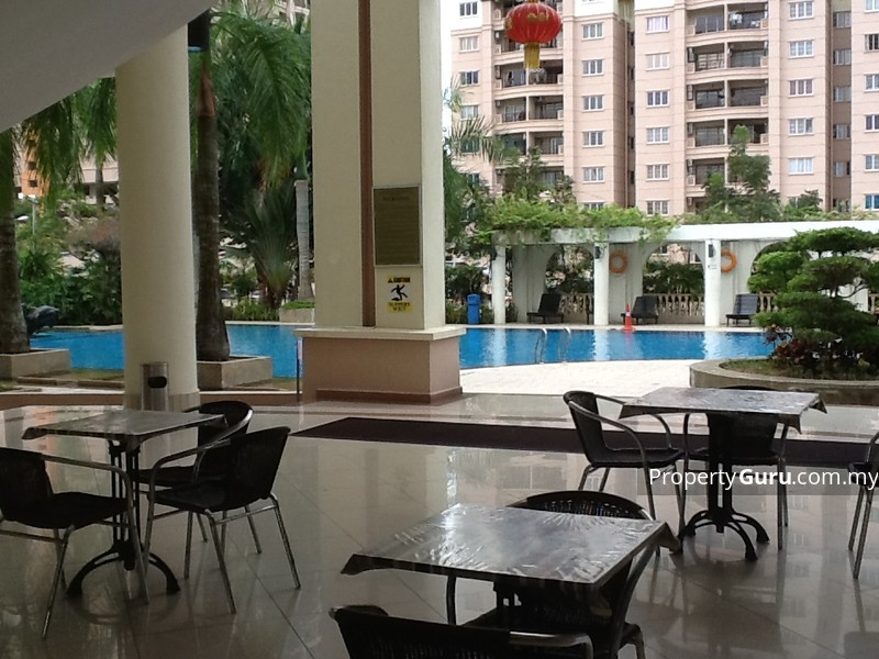Prima Regency Service Apartment #0