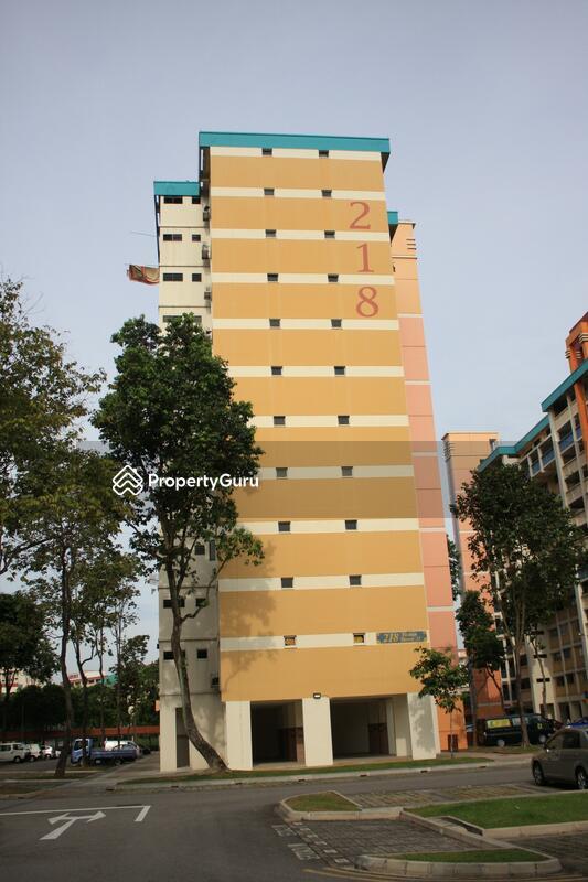 218 Yishun Street 21 #0