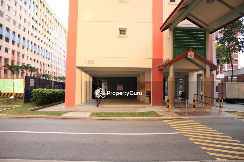 756 Yishun Street 72 #0