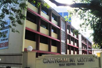 Cantonment Link Warehouse