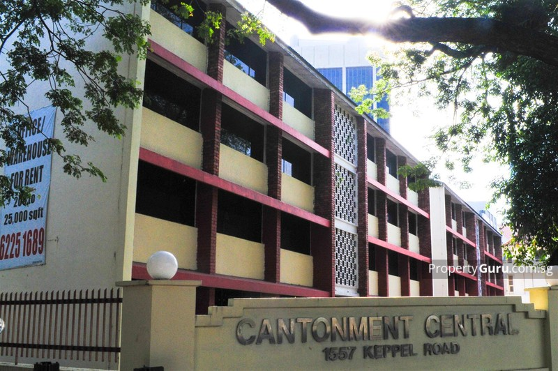 Cantonment Link Warehouse #0