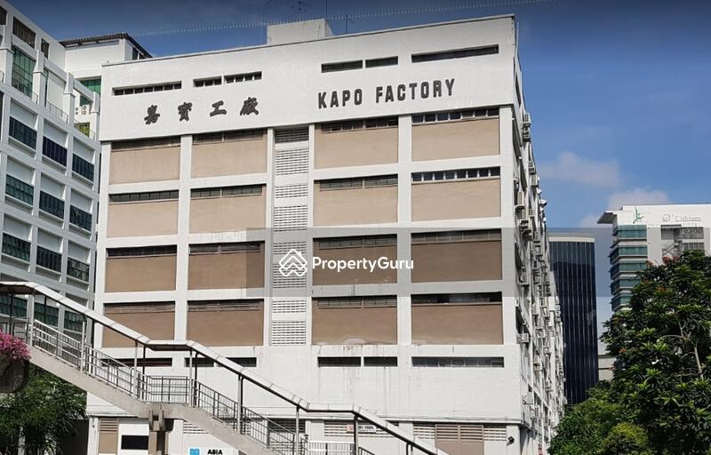 Kapo Factory Building #0