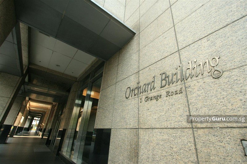 Orchard Building #0