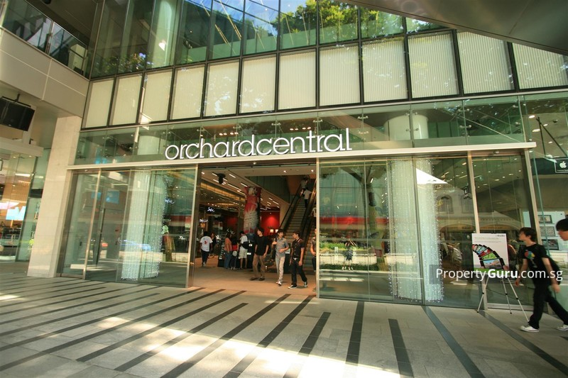 Orchard Central #0