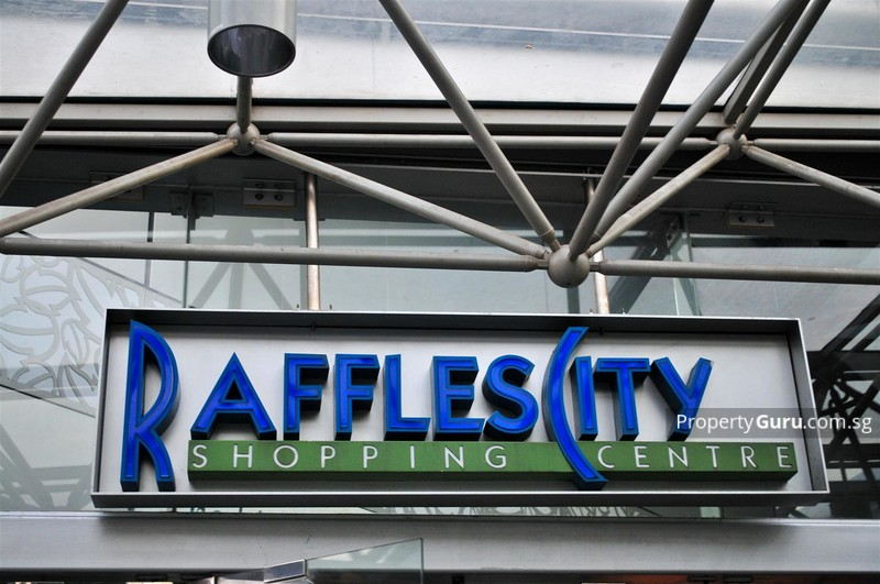 Raffles City Shopping Centre #0