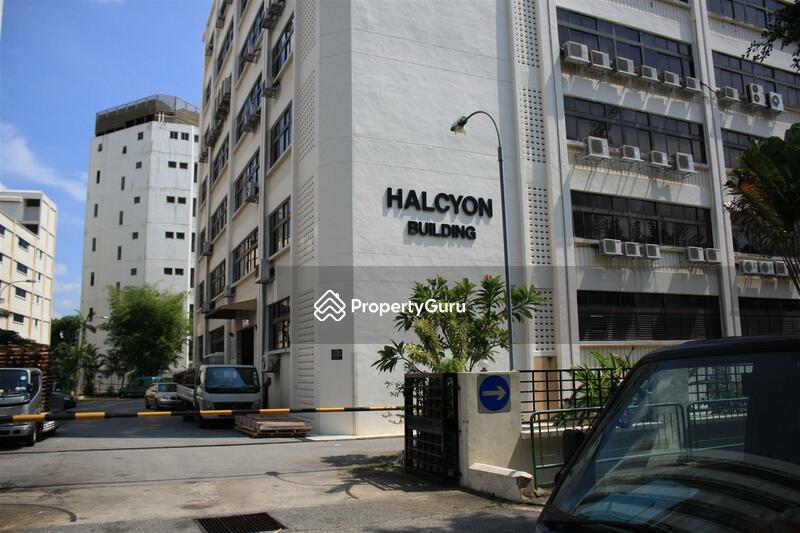 Halcyon 1 #0