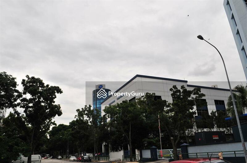 Yenom Industrial Building #0