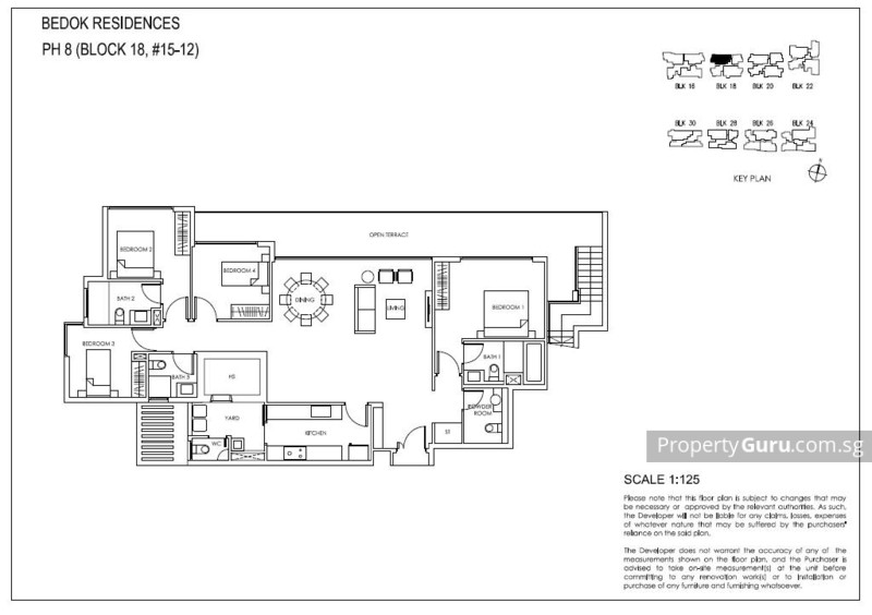 Bedok Residences Condo Details In Bedok Upper East Coast Propertyguru Singapore