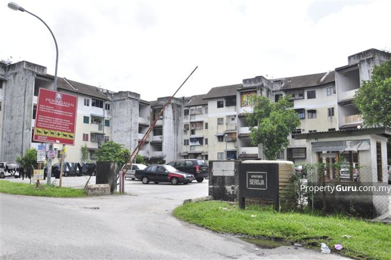 Apartmen Seroja (Bandar Baru Selayang) #0