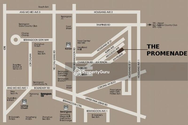 The Promenade @ Pelikat #0