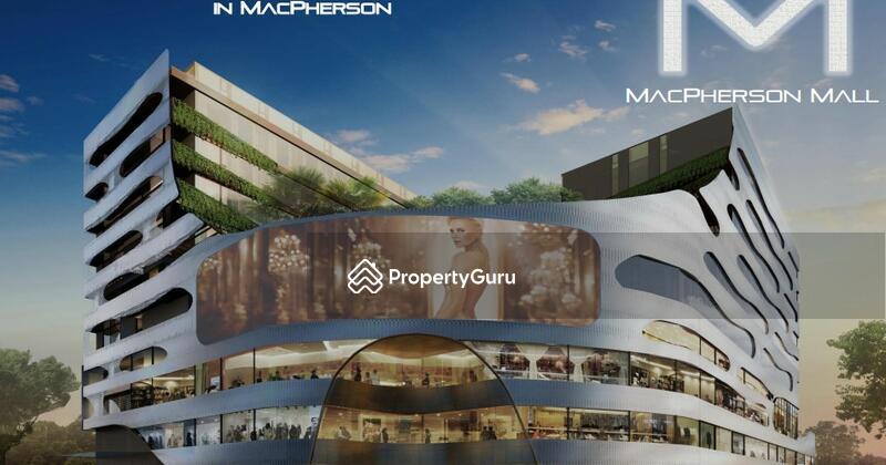 M2 Macpherson Mall #0