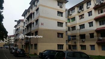 Rumah Pangsa Permas Jaya