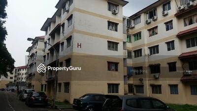 - Rumah Pangsa Permas Jaya